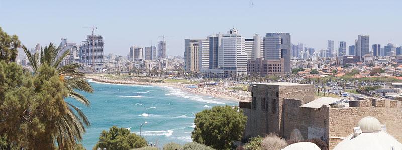Nos hôtels à Tel Aviv