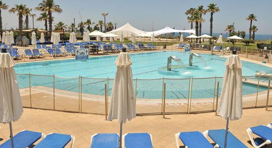 Hôtel Holiday Inn à Ashkelon