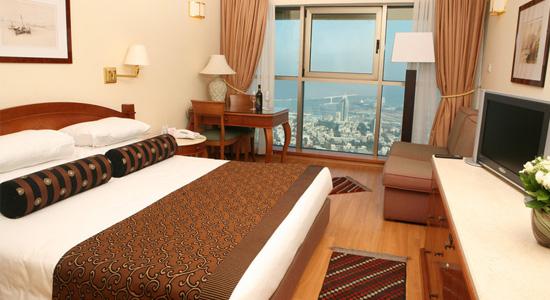 Hôtel Crowne Plaza Haïfa