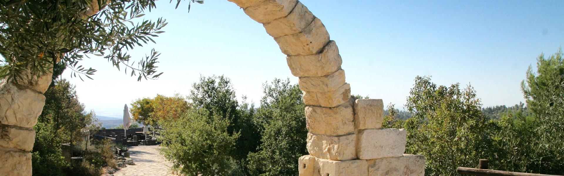 Séjour au Kibboutz Yad Hashmona