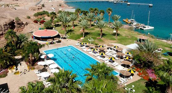 Hôtel Prima Music à Eilat