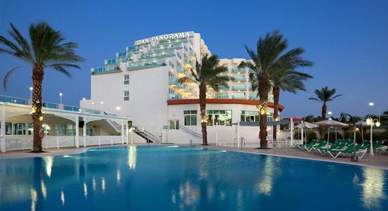 Hôtel Dan Panorama à Eilat