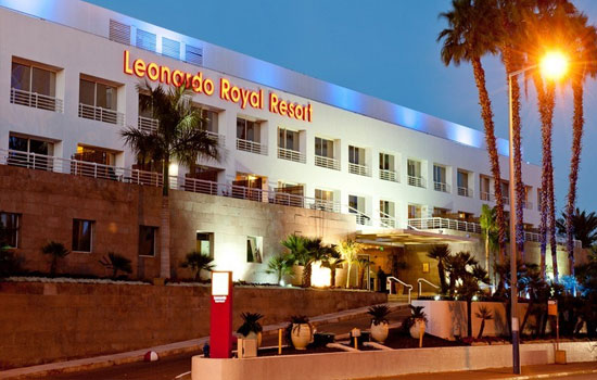 Hôtel Leonardo Royal Resort à Eilat