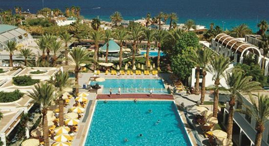 Hôtel Isrotel Yam Suf à Eilat