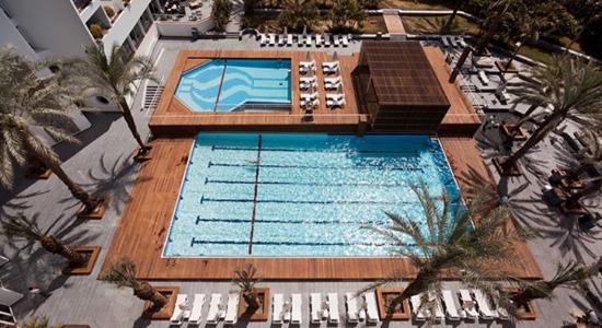 Hôtel Isrotel Sport Club Eilat