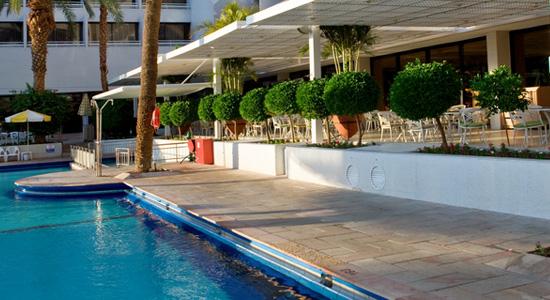 Hôtel Isrotel Lagoona à Eilat