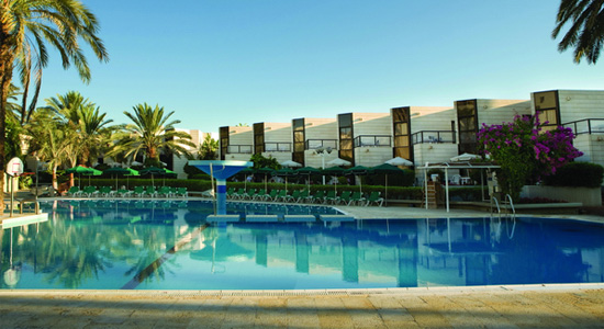 Hôtel Isrotel Riviera Club à Eilat