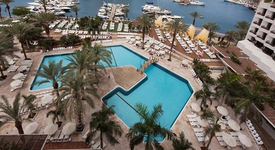 Hôtel Isrotel King Solomon à Eilat