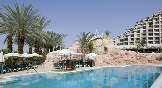 Hôtel Dan à Eilat