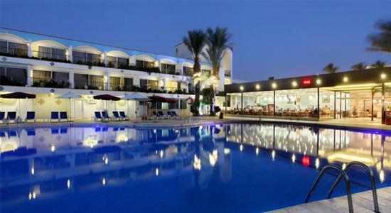 Hôtel Americana à Eilat