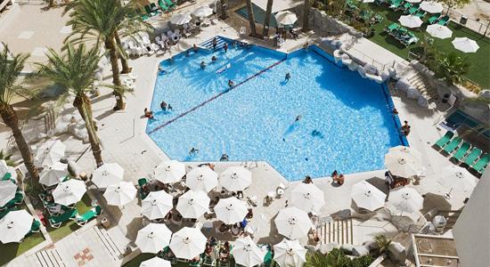 Hôtel Crowne Plaza à Eilat