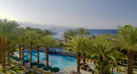 Hôtel Leonardo Plaza à Eilat
