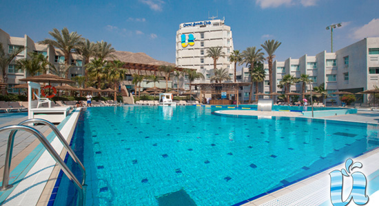 Hôtel U Coral Beach à Eilat