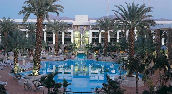 Hôtel Isrotel Agamim à Eilat