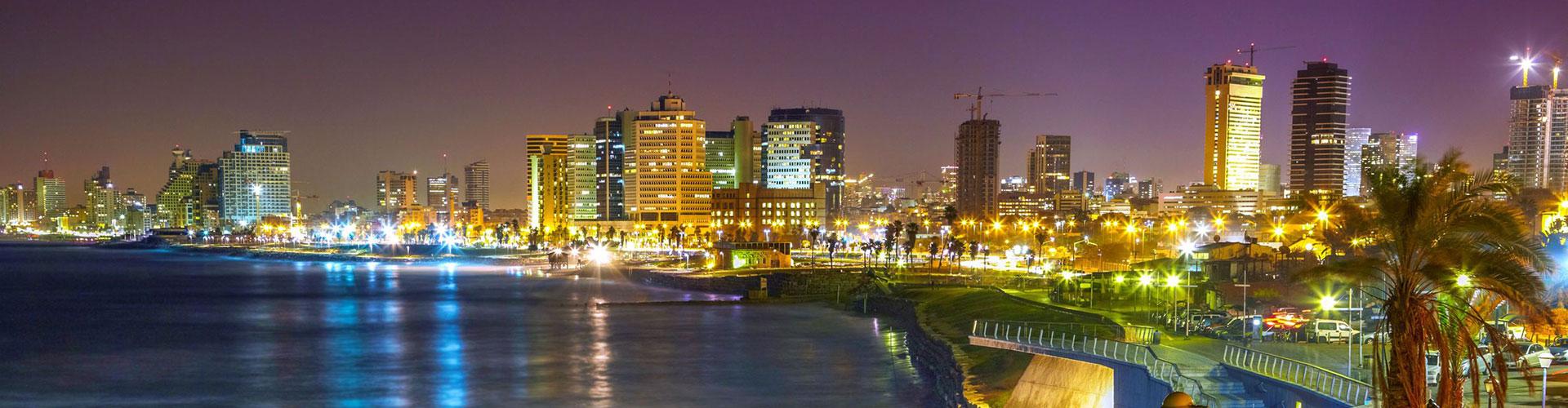 City Break à Tel Aviv et Jérusalem