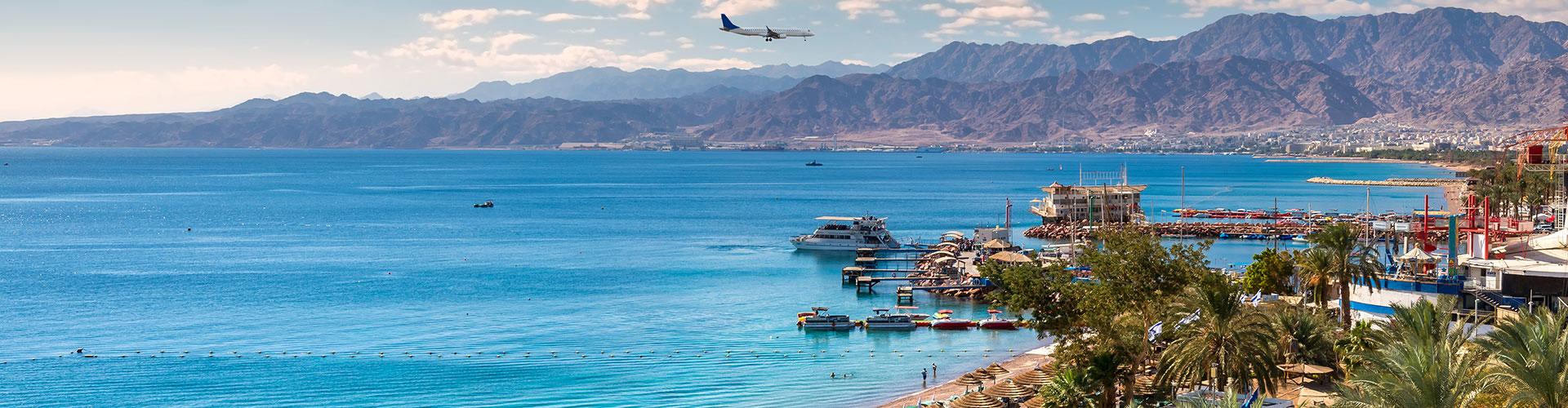 Soleil d'hiver à Eilat