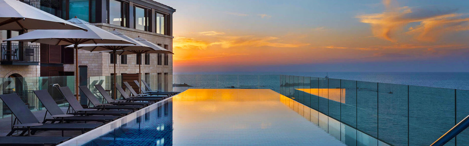 Séjour à l'hôtel The Setai, à Jaffa
