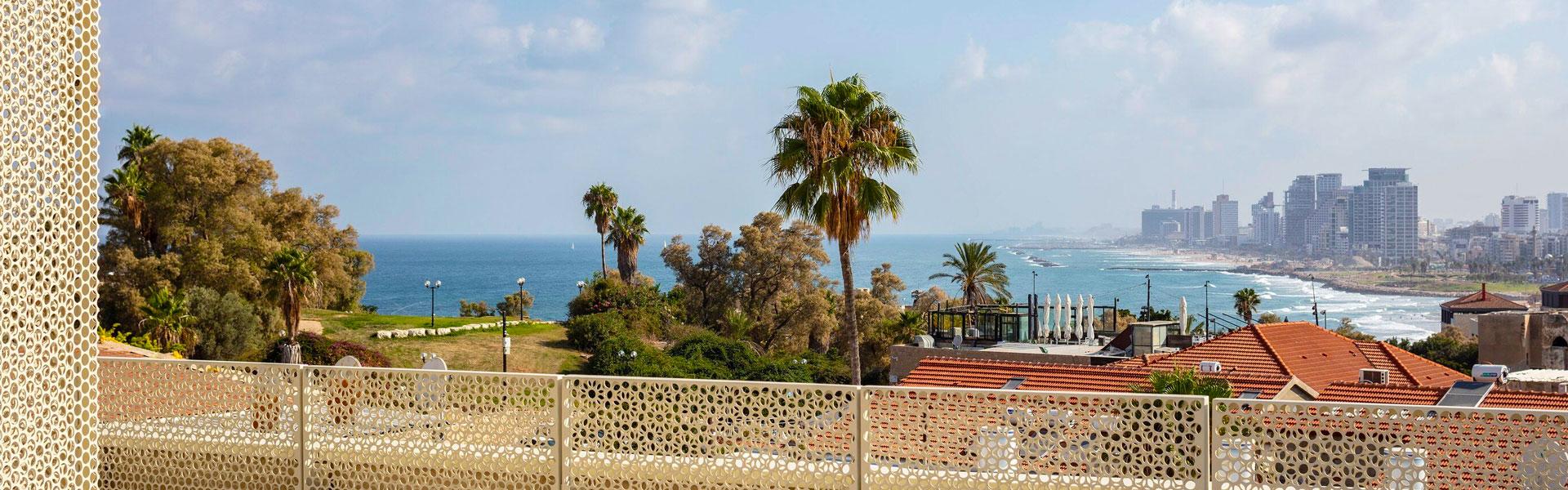 Séjour à l'hôtel The Jaffa, à Jaffa