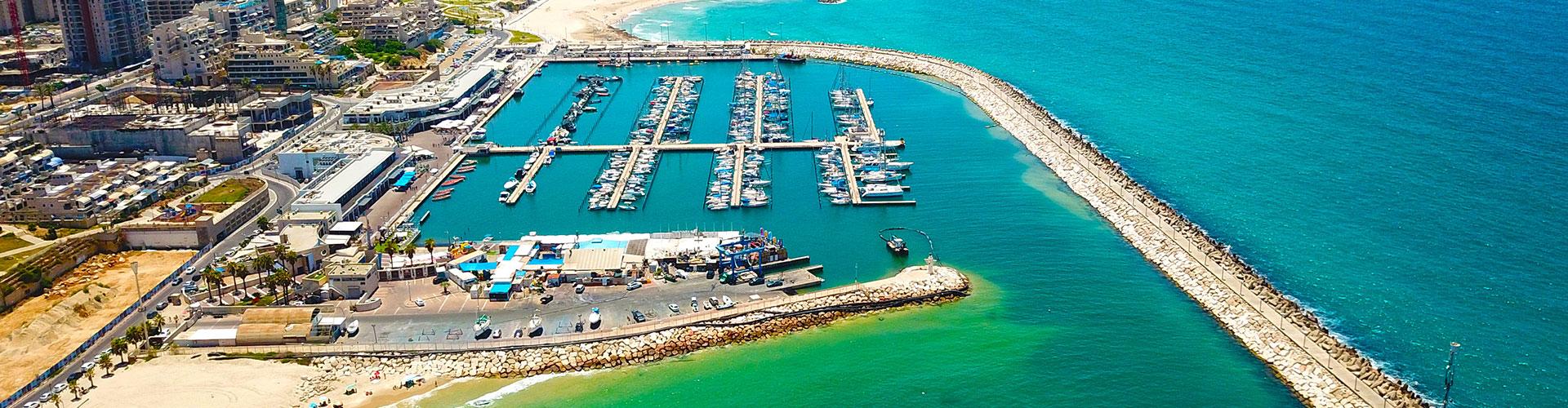 Séjour en hôtel à Ashkelon & Ashdod