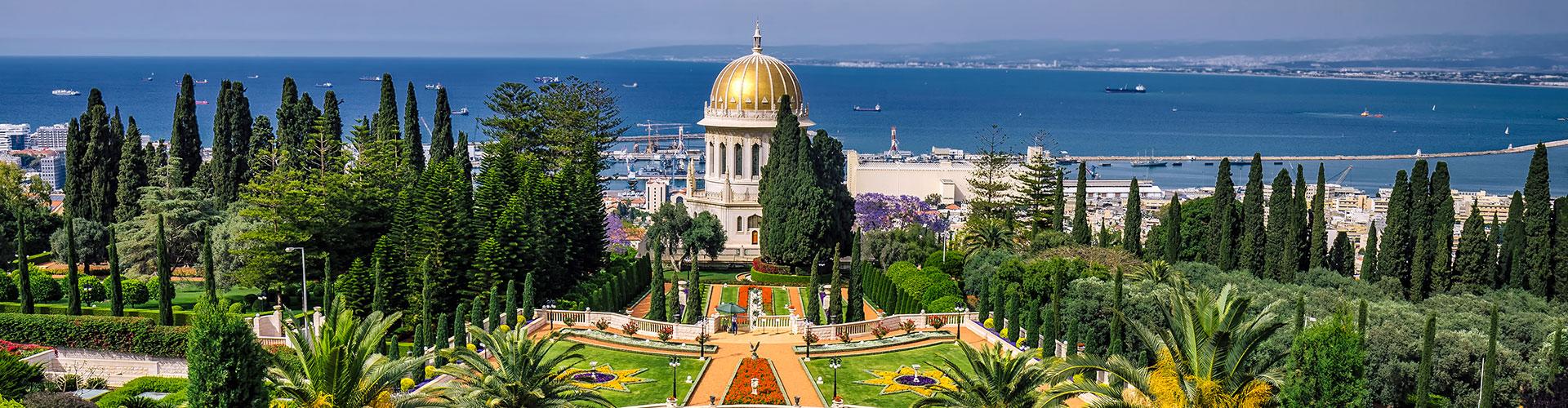 Séjour en hôtel à Haïfa & Césarée