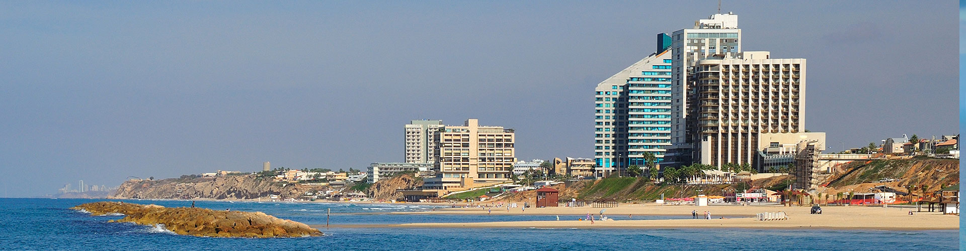 Séjour en hôtel à Herzliya