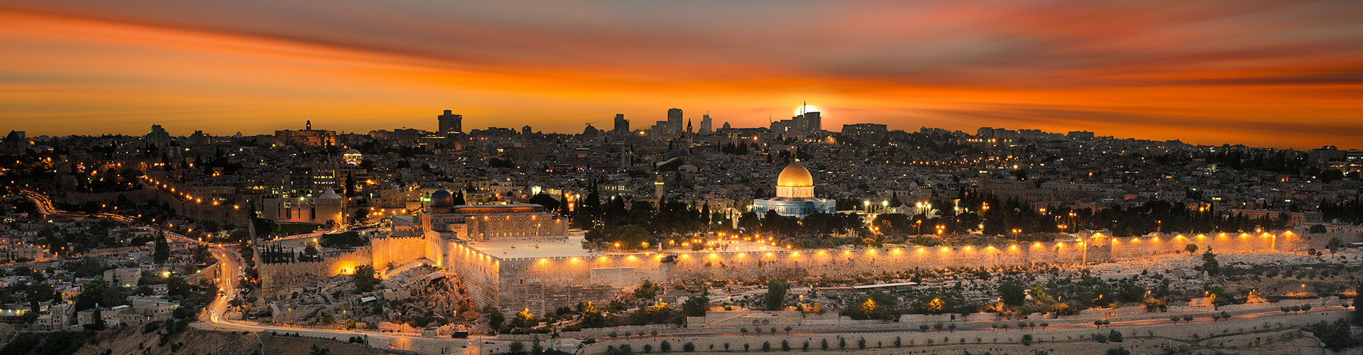 Séjour en hôtel à Jérusalem
