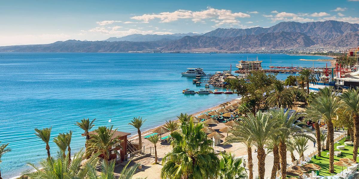 Hôtels à Eilat