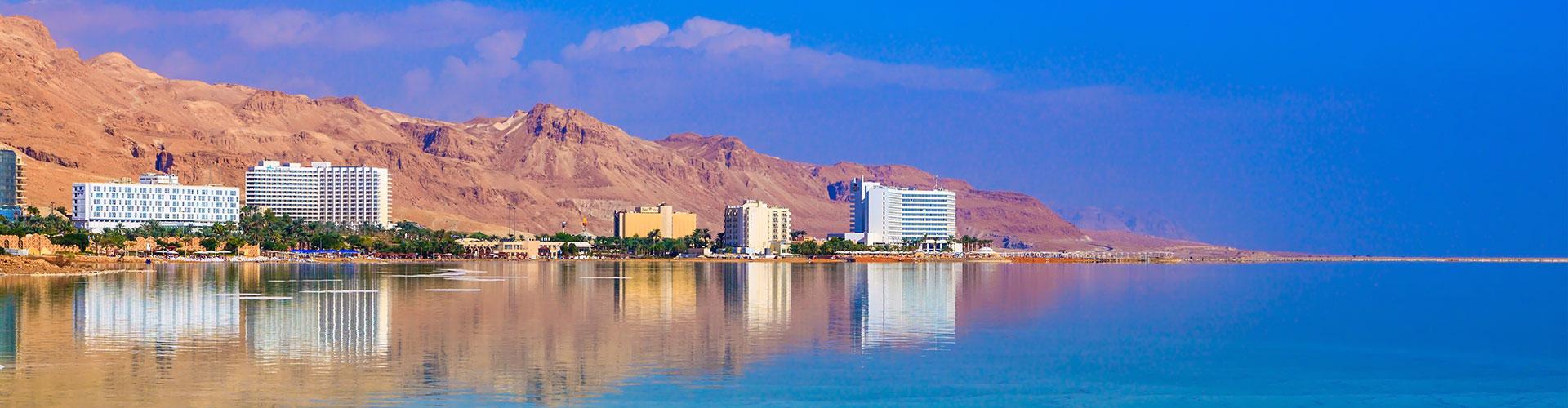 Séjour en hôtel à la Mer Morte