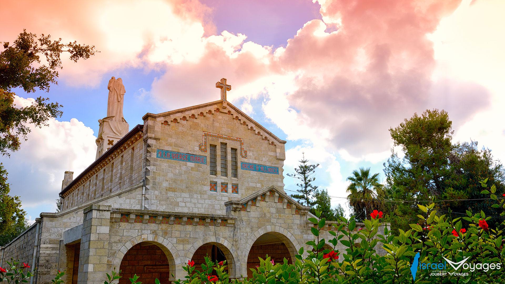Abbaye d'Abu Gosh