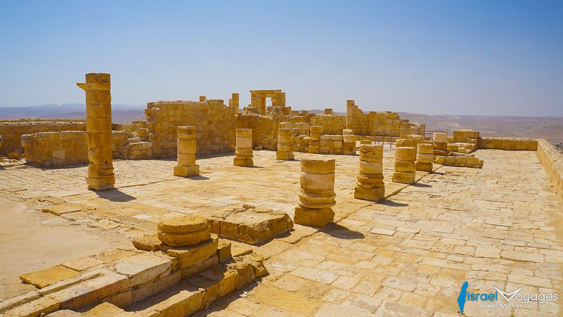 Avdat, cité Nabatéenne
