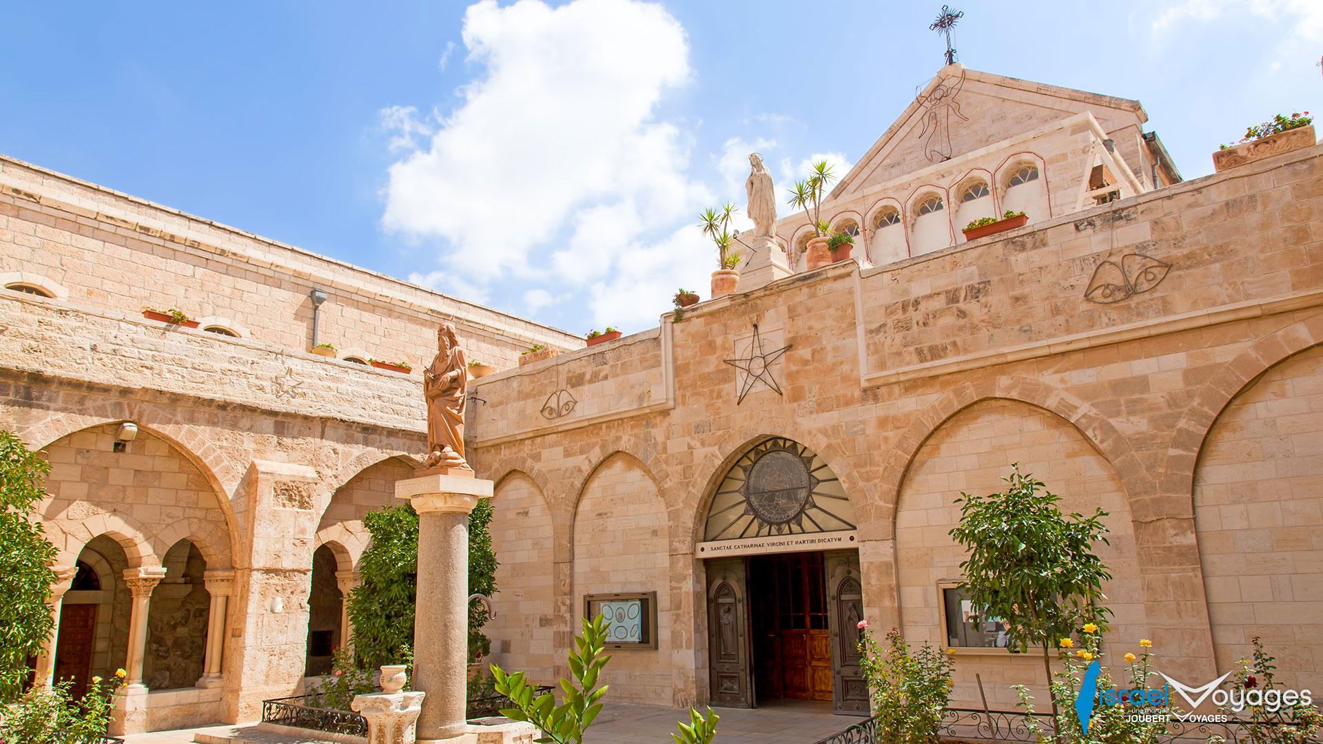 Eglise de la Nativité à Bethléem