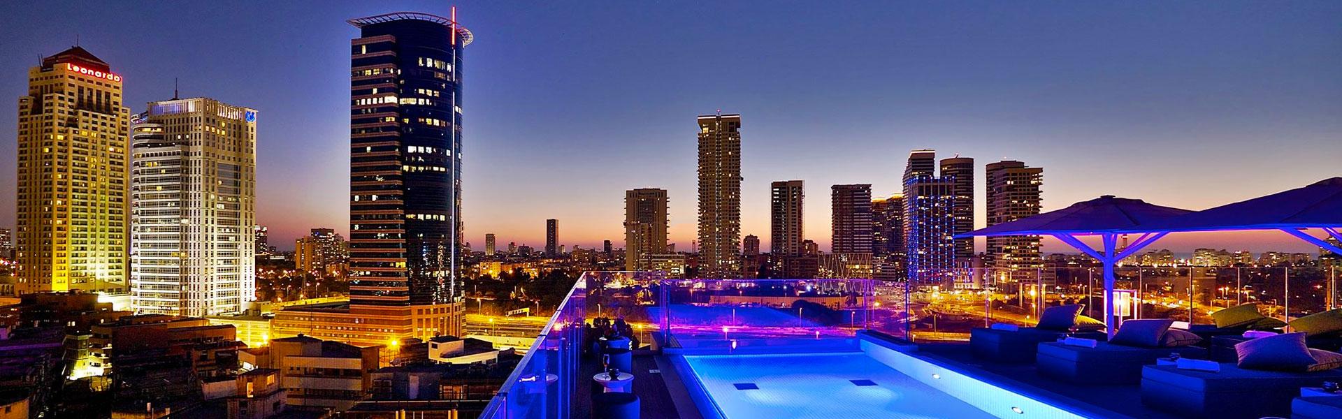 Notre sélection de boutique hôtels à Tel Aviv et Jérusalem