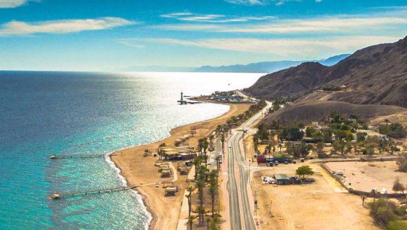 Séjour balnéaire au soleil d'Eilat