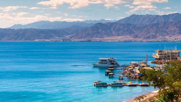 Pessah à Eilat
