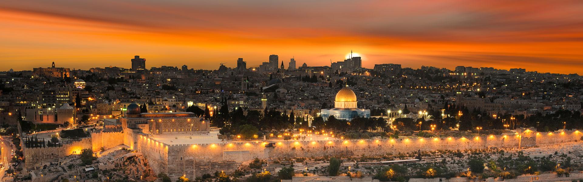 Excursion Jérusalem Vieille Ville et Nouvelle Ville
