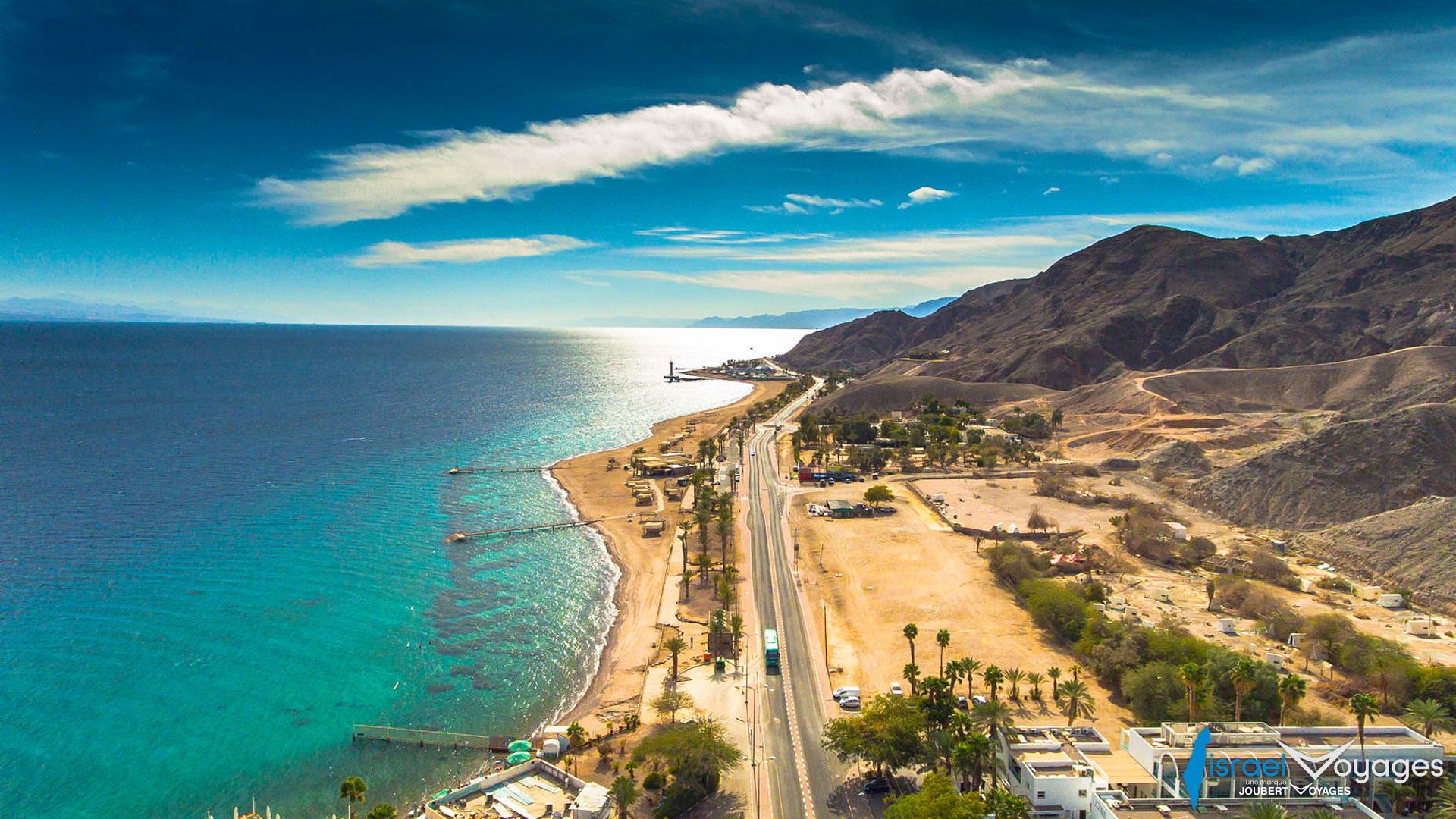 Front de mer d'Eilat
