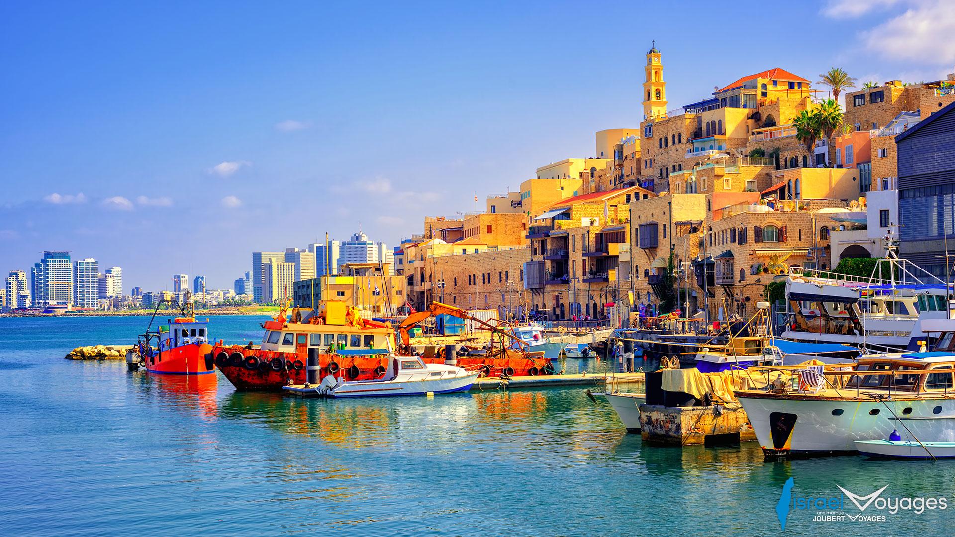 Vieux port de Jaffa