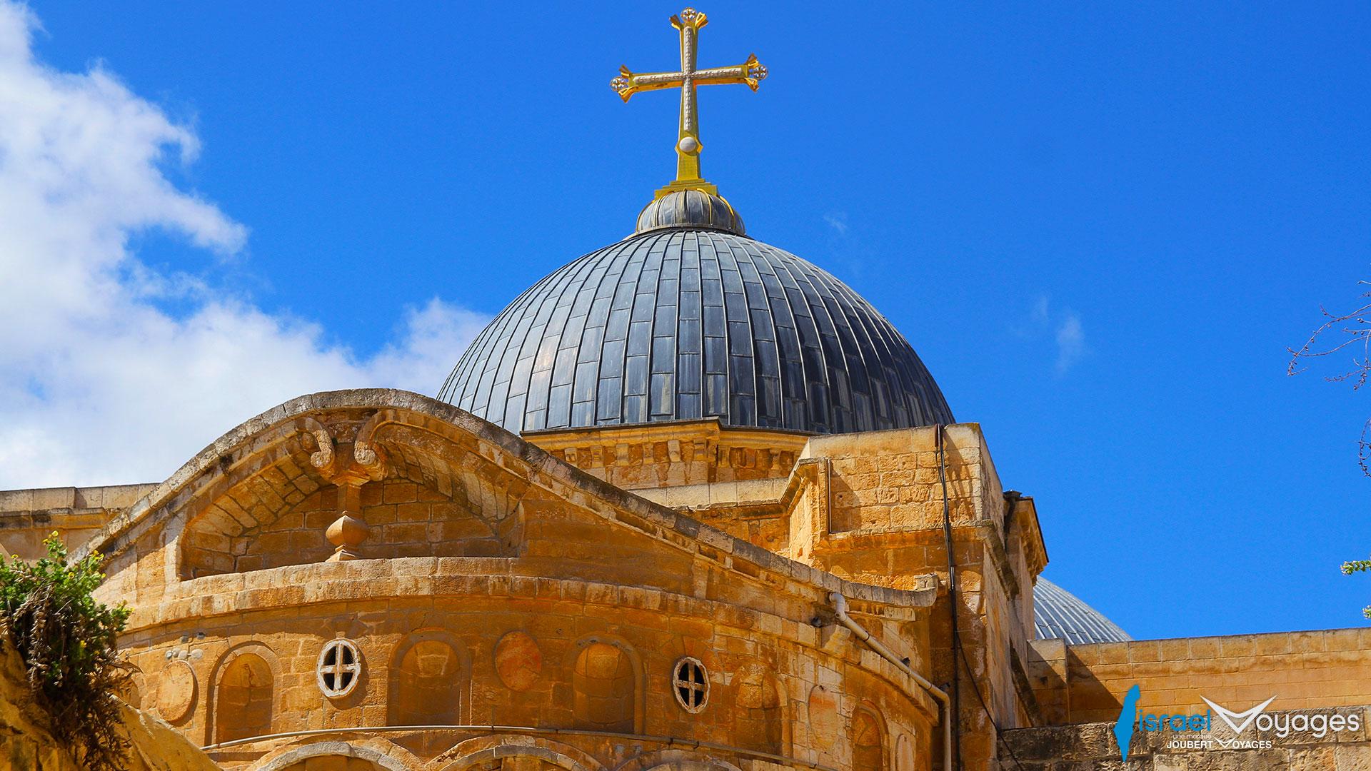 Eglise du Saint Sépulcre à Jérusalem