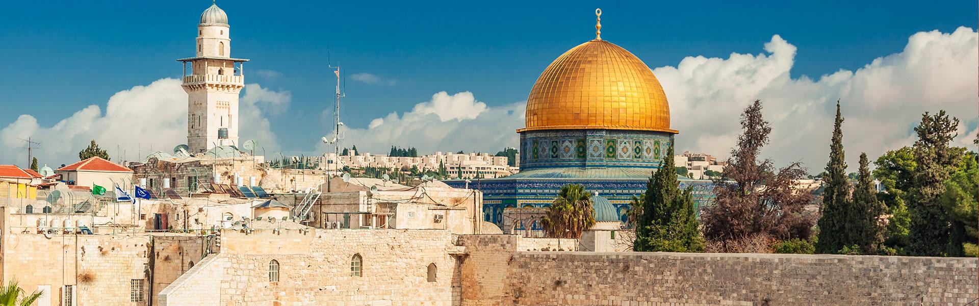 Tour de Jérusalem et Spa de la Mer Morte