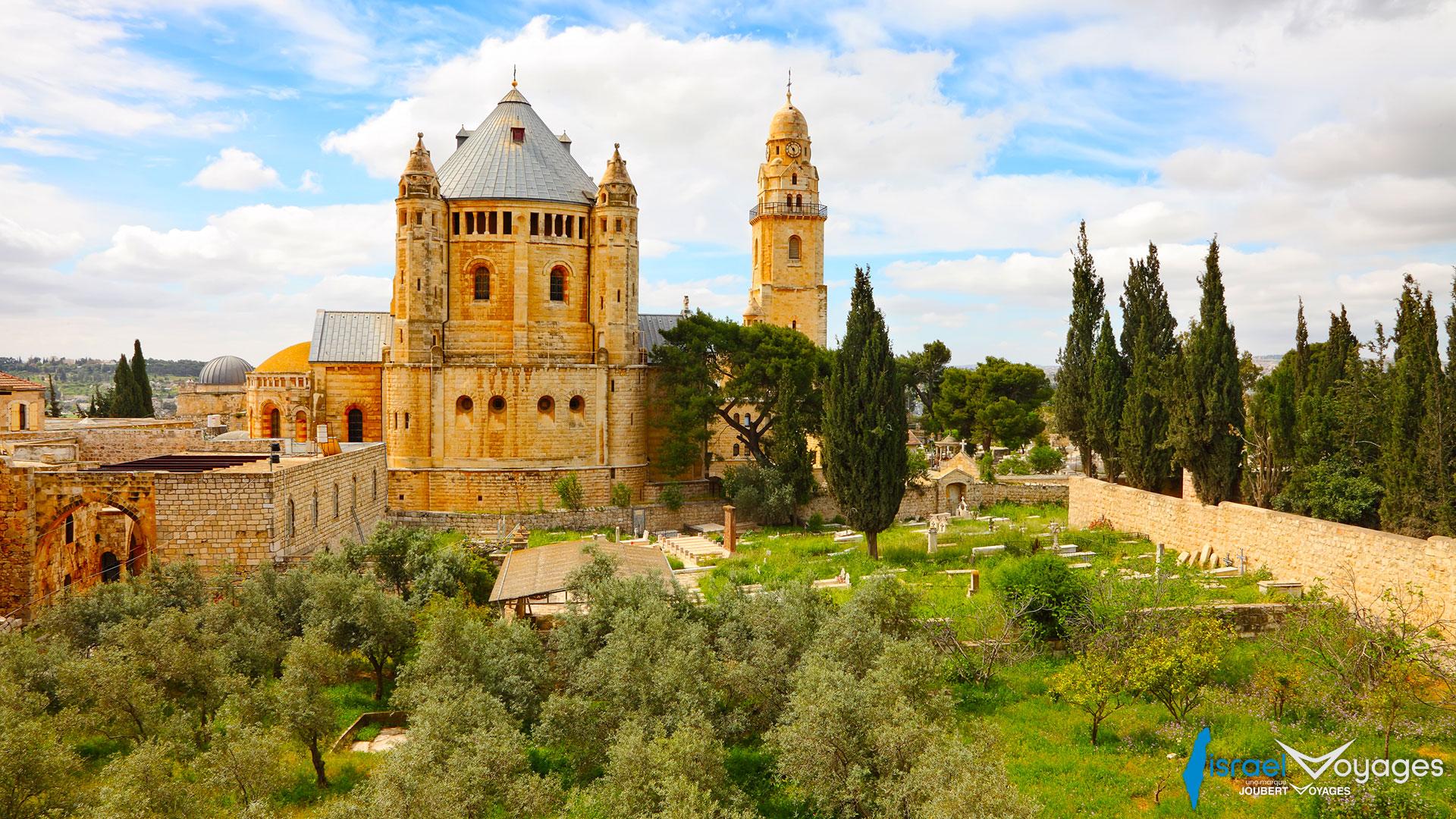 Mont Sion à Jérusalem