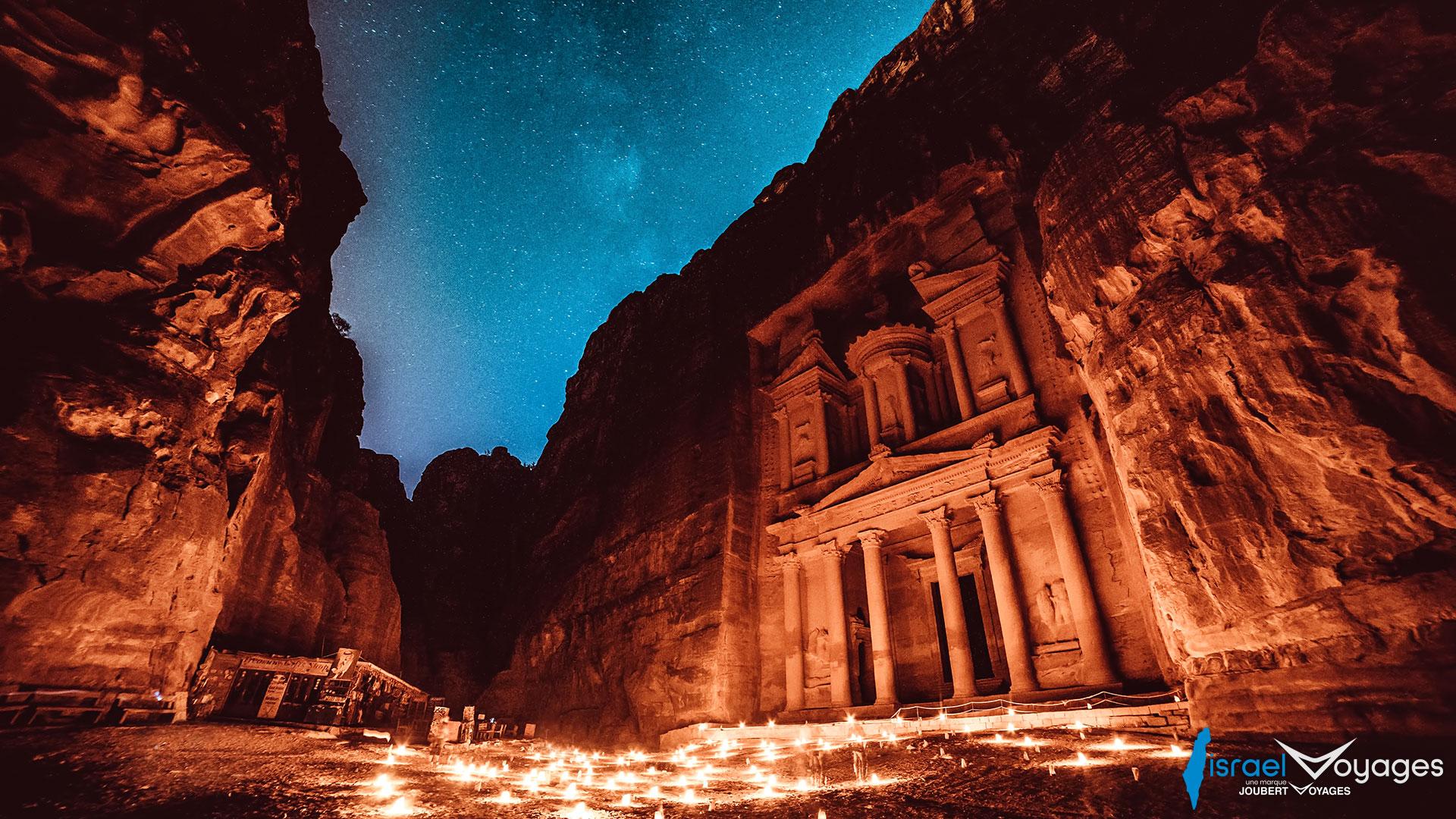 Excursion à Petra, en Jordanie