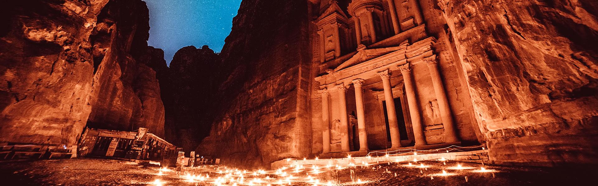 Petra et Wadi Rum