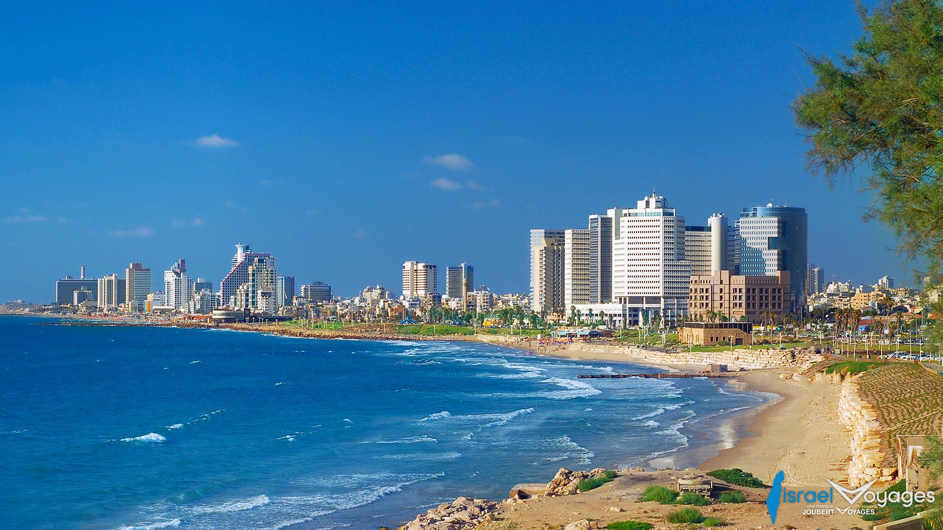 Baie de Tel Aviv