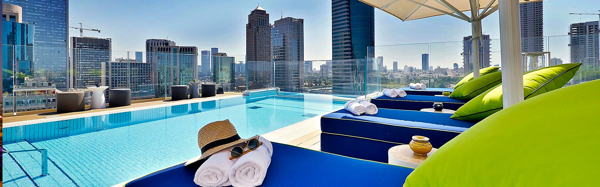 Séjour à l'hôtel-boutique Indigo à Tel Aviv