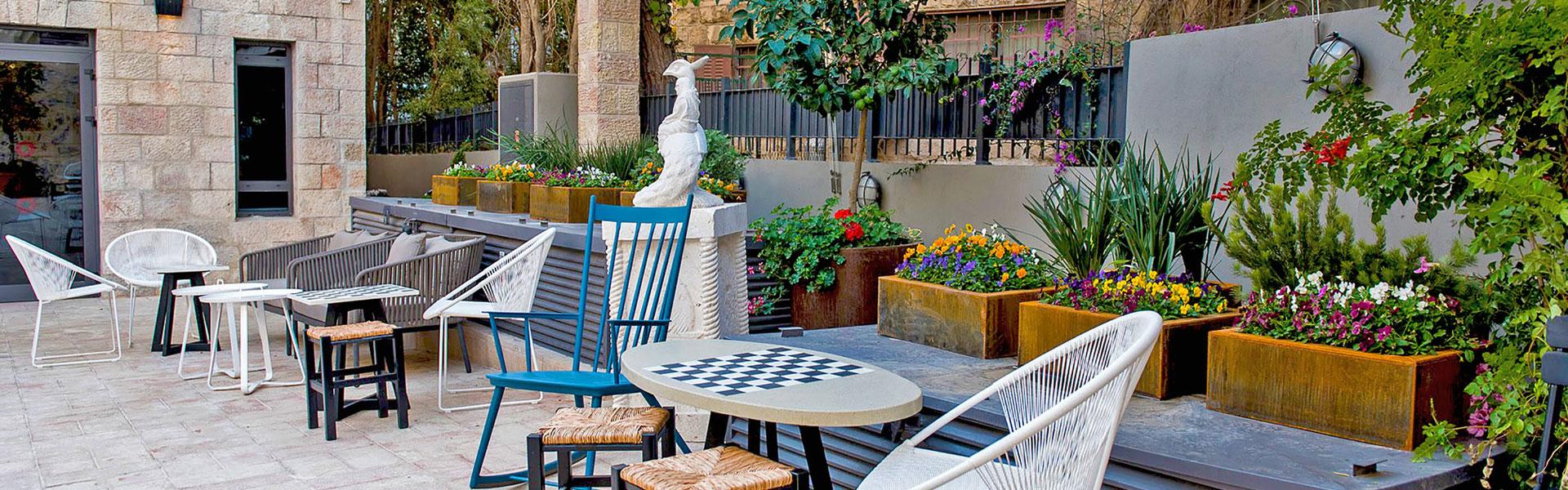 Hôtel-boutique Bezalel à Jérusalem