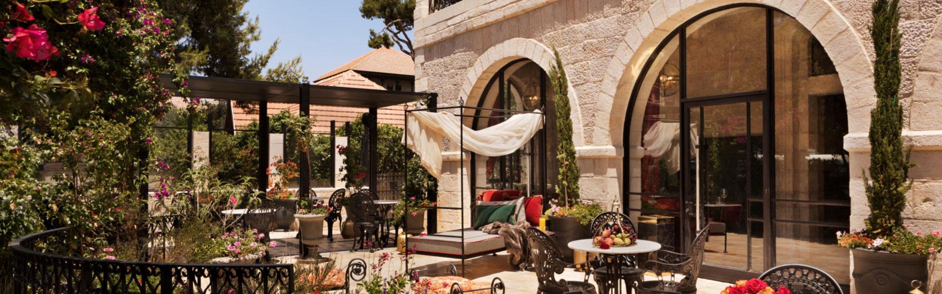 Hôtel-boutique Villa Brown à Jérusalem