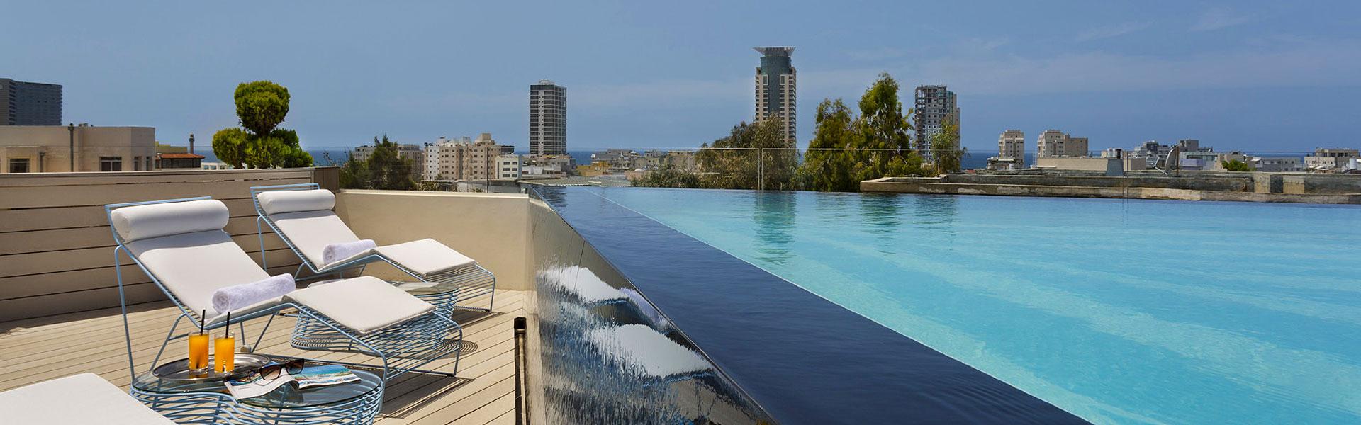 Hôtel-boutique Poli House à Tel Aviv
