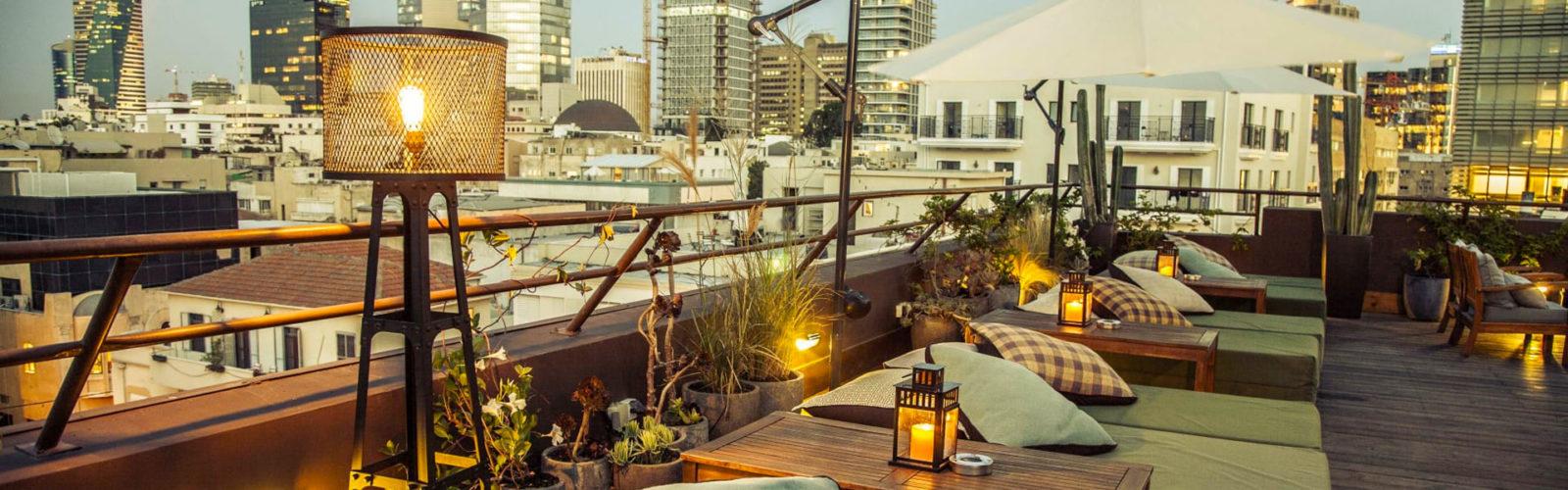 Séjour à l'hôtel-boutique Brown Beach House à Tel Aviv